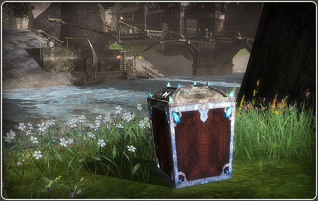 Darkfall Online Treasure Chest