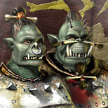 View Details on Orks of Morak